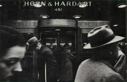 Horn & Hardart, Lexington Avenue. 1954-55 by William Klein