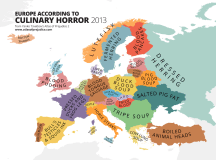 Culinary horrors of Europa. [1200 × 857] : MapPorn
