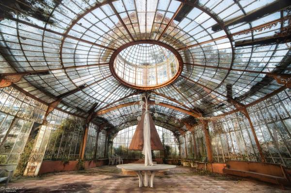 Architecture Steampunk Victorian Abandoned Steam Punk Tendencies Conservatory Glass