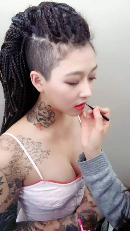 tumblr nude korean girls