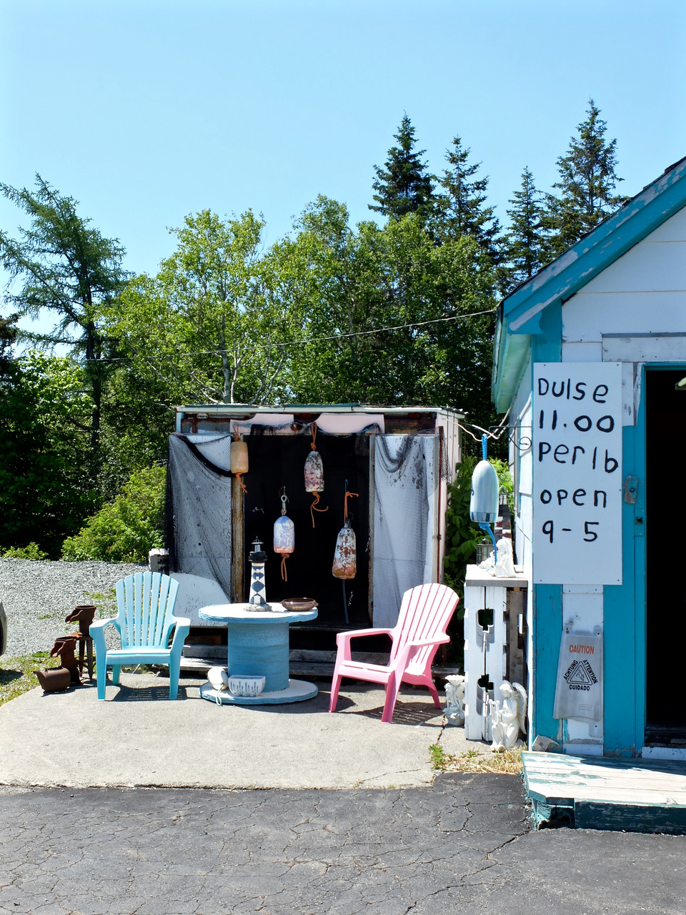 mangia minga // Travels: Grand Manan, New Brunswick. At Marathon Inn