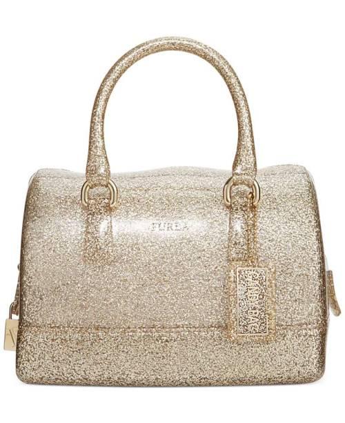 Furla Candy Mini Bauletto Bag