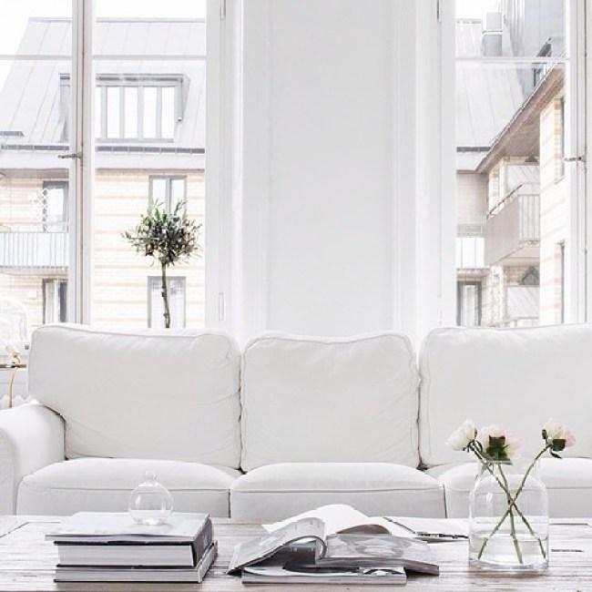 Interieur | Een licht en wit interieur - Woonblog StijlvolStyling.com