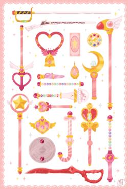 Sailor Moon Magical Girl Mahou Shoujo Mahou Shojo Sailor