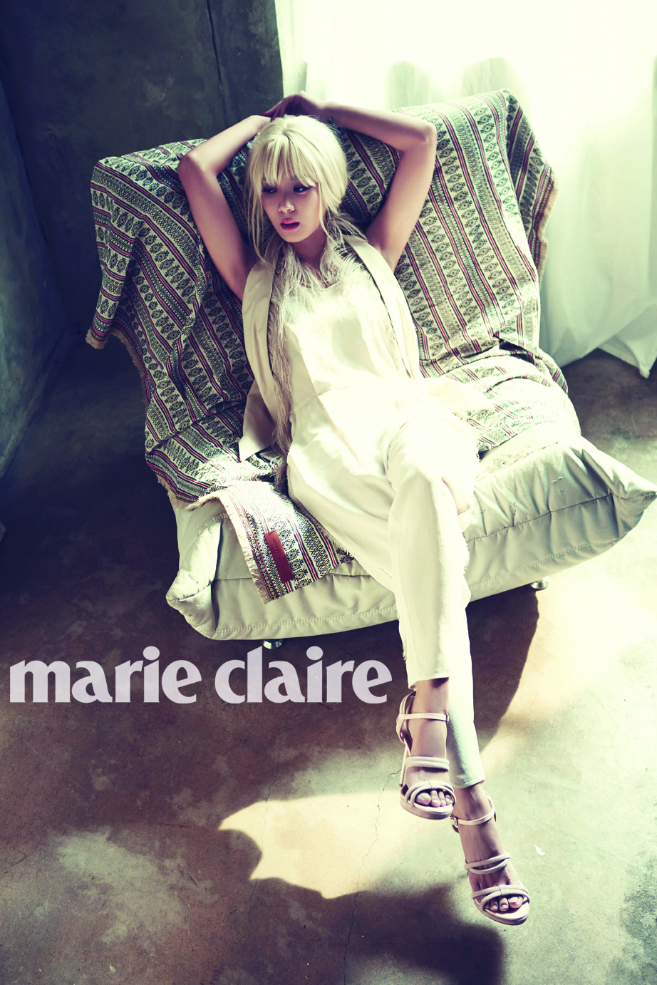 Yoon Mi Rae - Marie Claire Magazine March Issue '15