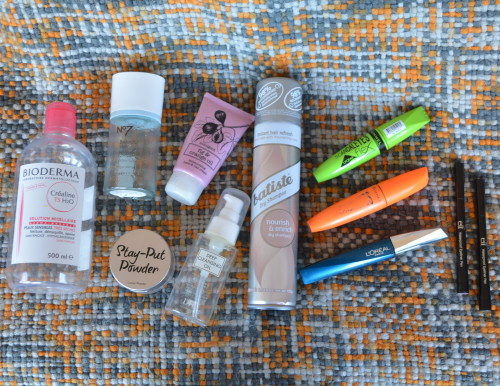 Re Buy Or Bye Bye Monthly Empties Mini Review