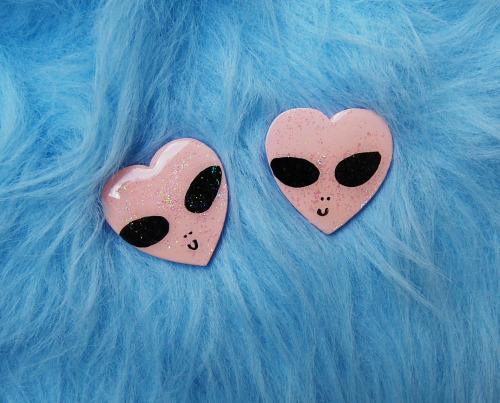 Cute Alien Pastel Tumblr
