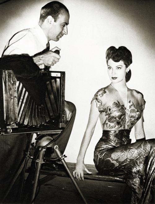 <br /> Ava Gardner<br />