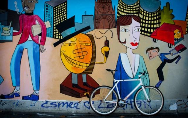 bisikleta: GT Gutterball (by Blickdicht...