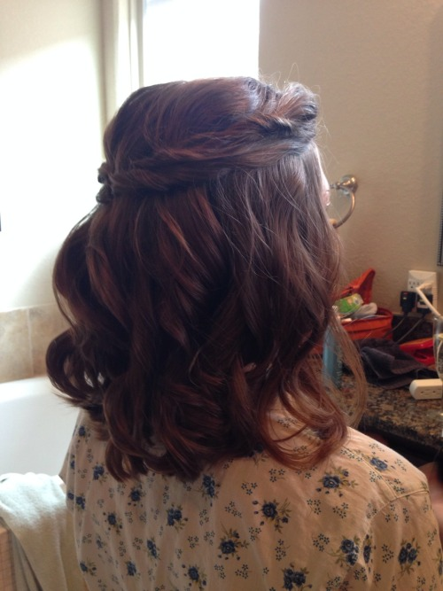 Shoulder Length Hair On Tumblr