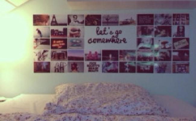 Cute Room Bedroom Girly Room Decor Ikea Rosy Rosy Tumblr
