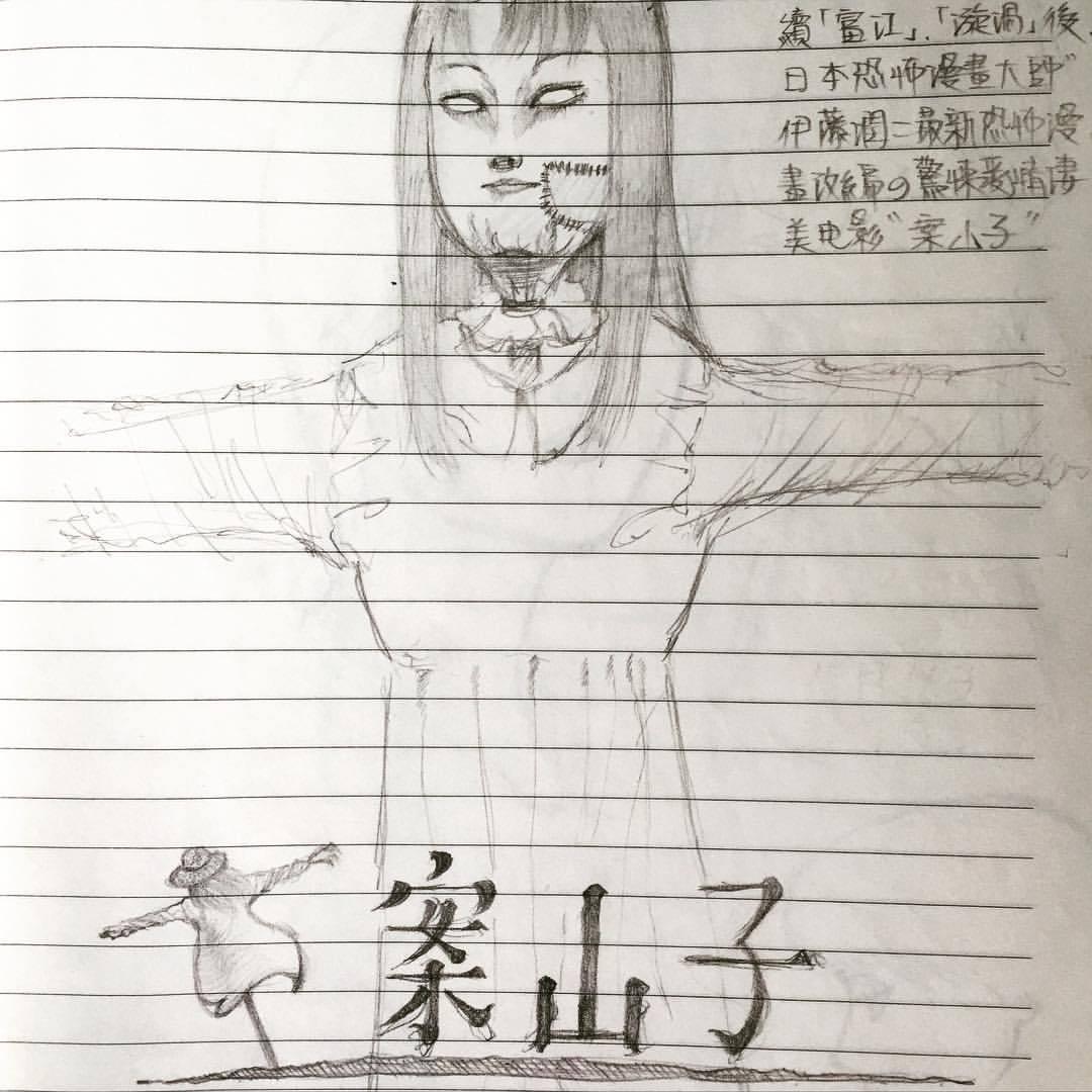 Just For Ito Junji All About Junji's Manga books