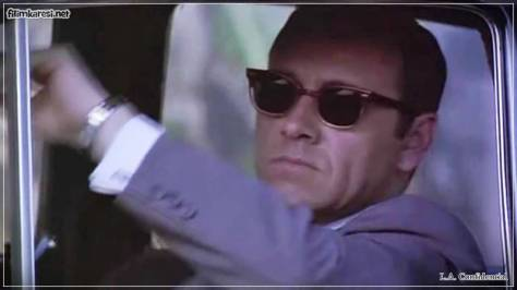 Kevin Spacey,138 Dak.,L.A.Confidential ,1997,ABD,Los Angeles Sırları,Curtis Hanson,Russell Crowe,Guy Pearce,James Cromwell,Kim Basinger,Danny DeVito,David Strathairn,Imdb Top List,Nostalji,Hollywood,Klasik Filmler,