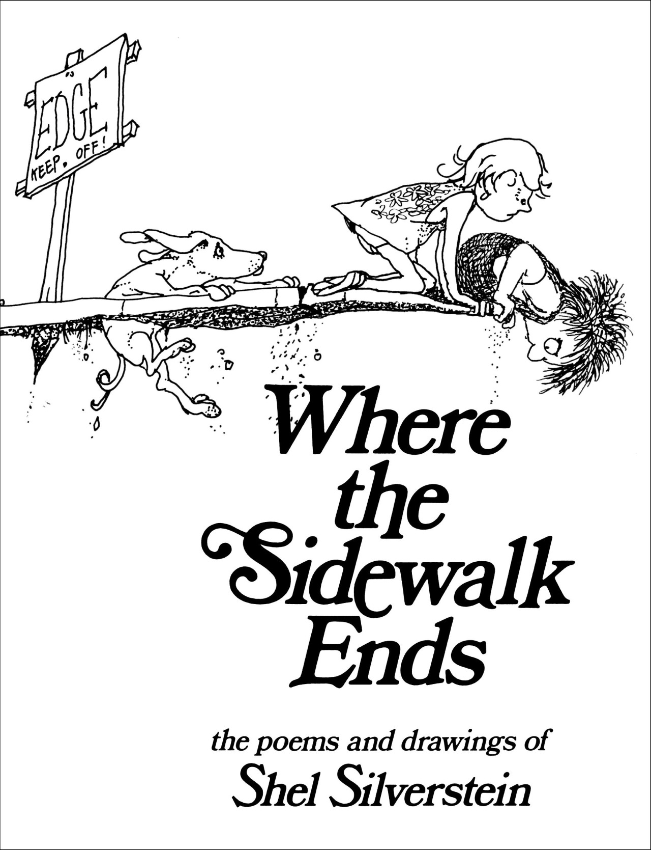 Illustration Art Quotes Lit Books Poetry Shel Silverstein