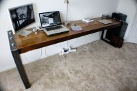 Play-Haus Design: 8 foot long two person workstation desk ...