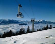 In Switzerland Spring Luxury