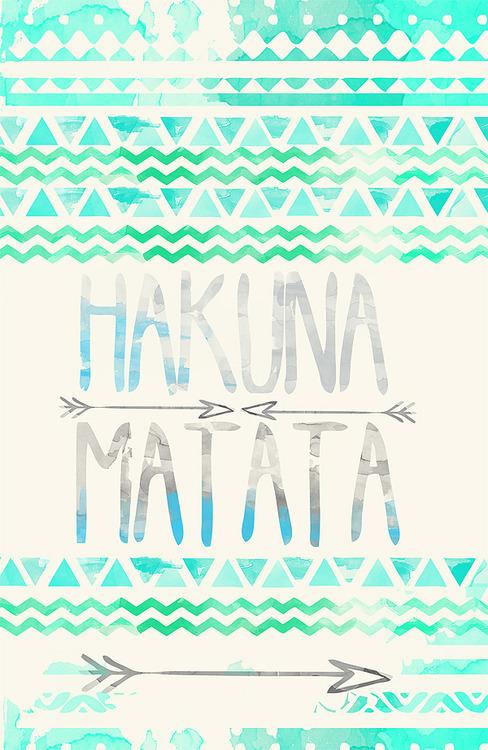 Cute Image Of Coincidence Wallpaper Hakuna Matata Of The Day Tumblr