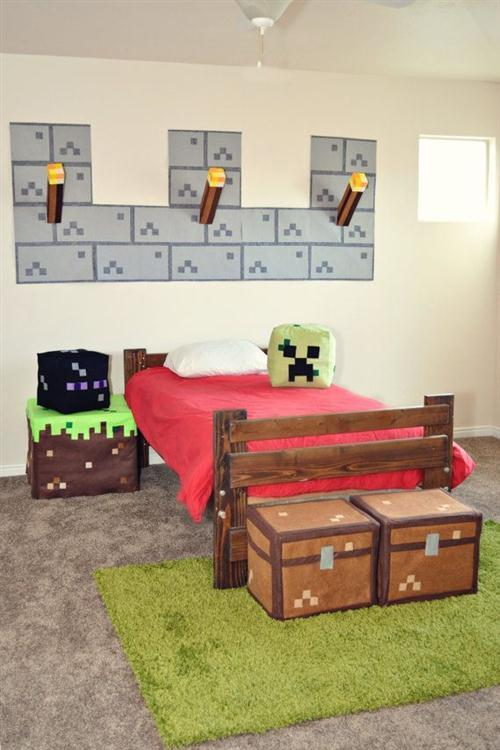 minecraft bedroom ideas  Tumblr