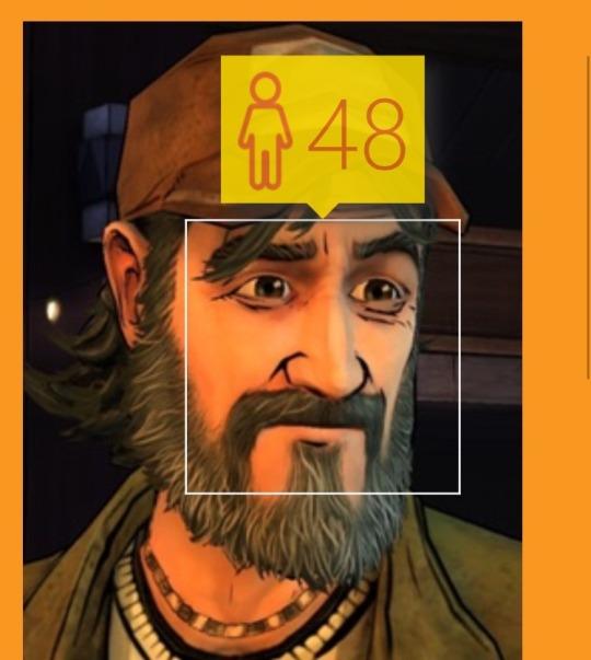 Walking Dead Kenny Face