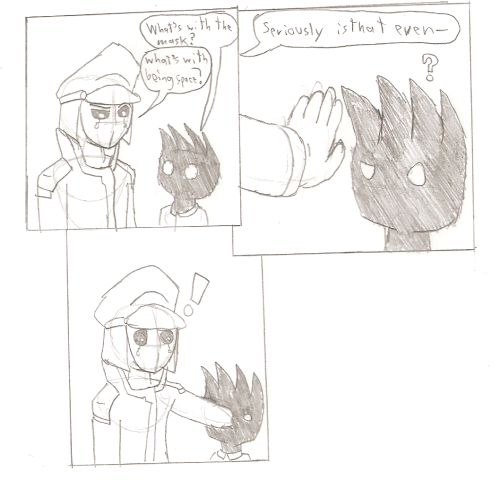 So I made a short little 3 panel comic for Rebs detailing