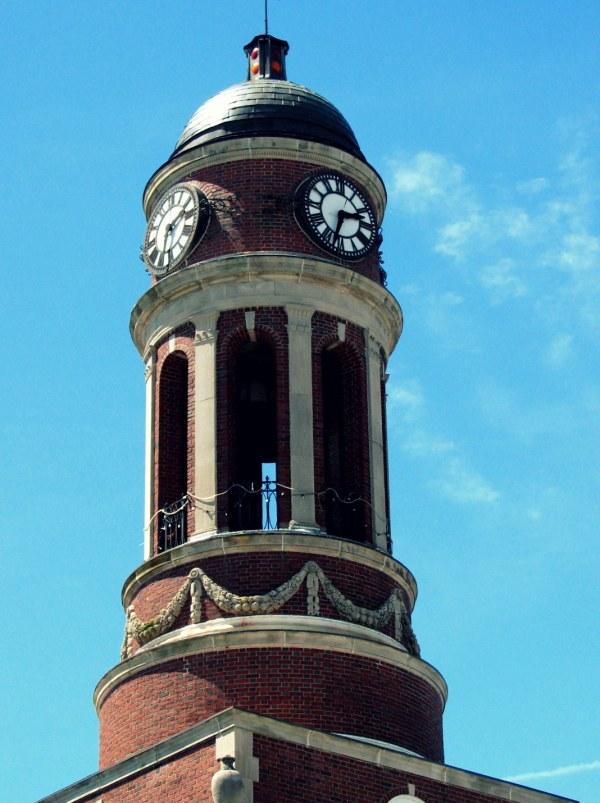 Heretic In Exile - Clock Tower Saranac Lake York
