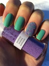 microbead nails | Tumblr