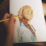 notebook inspiration #2 - girlscene