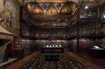 Steampunk Victorian Library