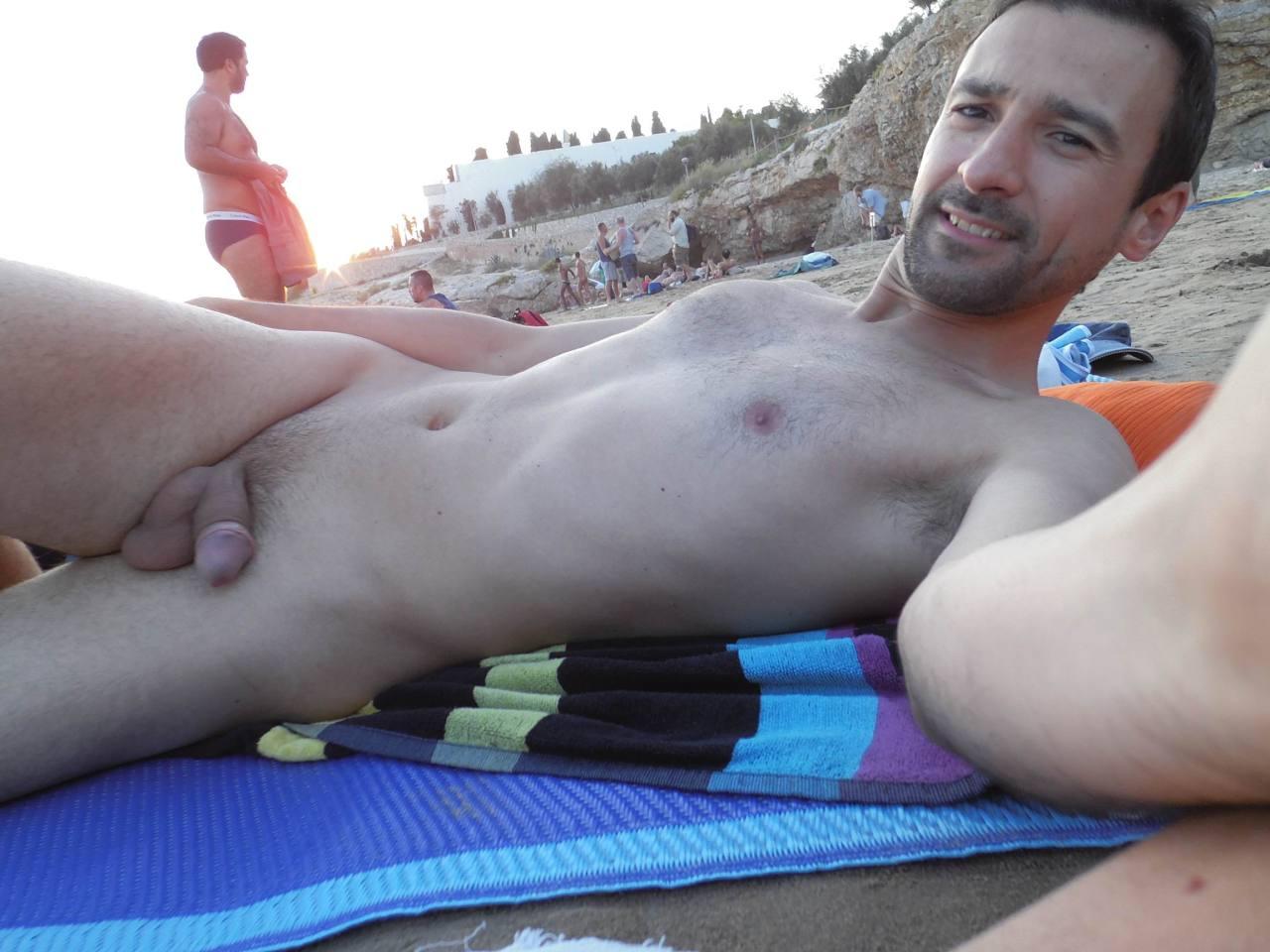 tumblr beach gay sex