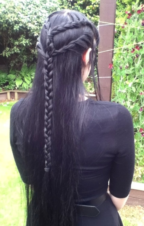 elf hairstyle  Tumblr