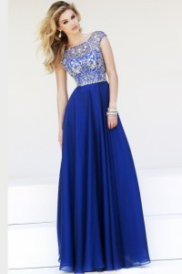 prom dresses royal blue   Tumblr