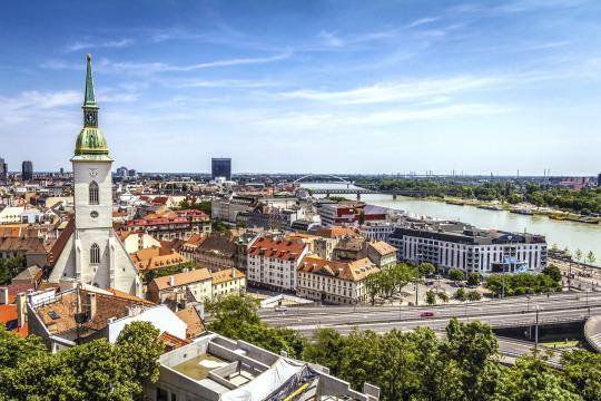 Alternative city breaks - Bratislava
