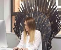 Iron Throne Chair Backboard The Iron Throne chair ...