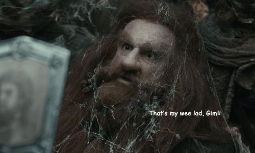 Legolas X Gimli - Woonkamer decor ideeën - kafkasfan club