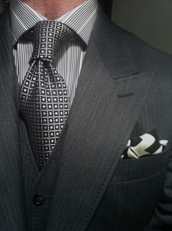 Curated Man Impressive. Thesnobreport Wiwt Grey