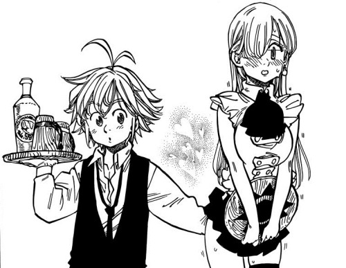 Meliodas And Elizabeth