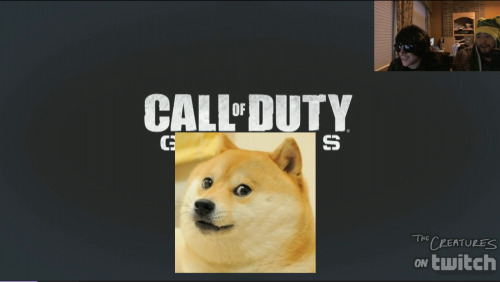 call of doge on Tumblr