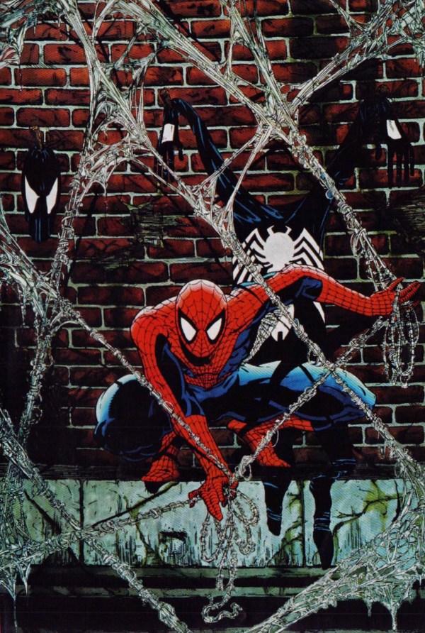 Super-nerd Spider-man Todd Mcfarlane - Random