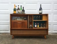 Retro Liquor Cabinet | Joy Studio Design Gallery - Best Design