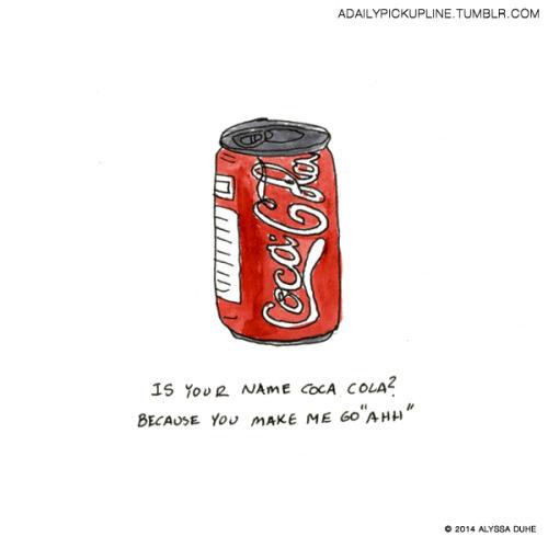 Soda Puns Tumblr