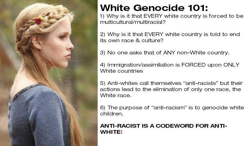 Image result for white genocide