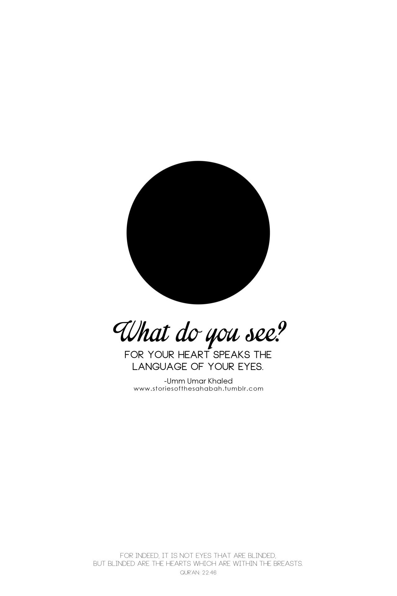 So what do you see? Look properly on the picture above
