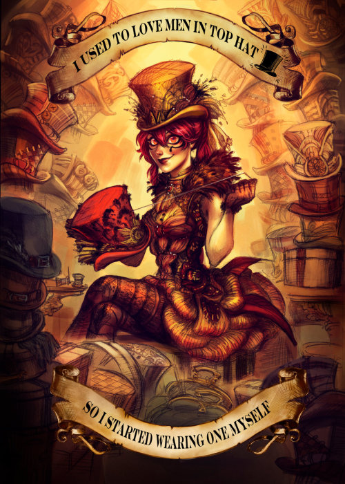 ArtWork : L'art du Steam Punk