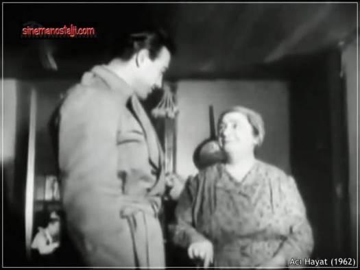 Ayhan Işık,Türkan Şoray,Acı Hayat (1962)