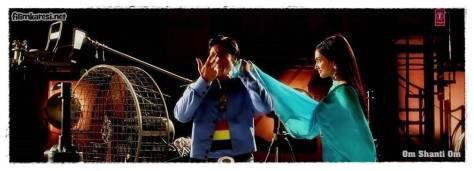 Om Shanti Om,2007,Farah Khan, Shahrukh Khan,Arjun Rampal,Kiron Kher,Shreyas Talpade,Shreyas Talpade,Deepika Padukone, Hindistan,162 Dak.,Mayur Puri,Bollywood,