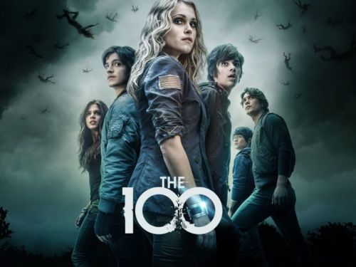 """★★★★★/★★★★★ Review: The 100, based of the novel by Kass Morgan and developed byJason Rothenberg. This is a review for the first 2 seasons.The series takes place a century after Earth was destroyed by nuclear war, the survivors live in a spaceship known as""""The Ark"""". Obviously resources are few, so all crimes are given the punishment of death unless one is under the age of 18, in which case when said age is reached, the teen will be put on trial. When the Ark's air supply starts to die, 100 of these delinquent kids are sent down to Earth so the planet can be tested as survival ground or not. There are many surprises, mysteries, hate-able and lovable characters, madness ensues.Disclaimer: I have read the book and hated it, but seen the show and loved it, so if you didn't like the book, screw it, watch this awesomeness because it is worth it.So this is a sci-fi/dystopia/thriller/survival type story, that follows not only the children sent down to Earth (yes, some are under 18, way to go humanity, the rights of the many outweigh the rights of the few right), but those that stayed in the spaceship. It is not only about youngsters trying to survive in a post-apocalyptic planet, but about political dynamics within certain ways of """"ruling"""", because as luck would have it, we all know that of course there will also be humans on the surface of the planet that ended up surviving as well, and they are as diverse as cultures are today.I am going to think of this show as feminist, now you may agree or disagree, but the dynamic of characters, male and female, is something I have found surprising. Unlike the book, the female characters are bosses of themselves, self-assured, complex, while the male characters stand at par; it is just wonderful. My two favourite characters are Clarke, the daughter of scientist in the Ark, who becomes the leader of the group and a voice of reason among the children, some of which seek revenge, others truly not care what happens to their friends or fami"""