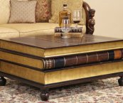 book about coffee tables
