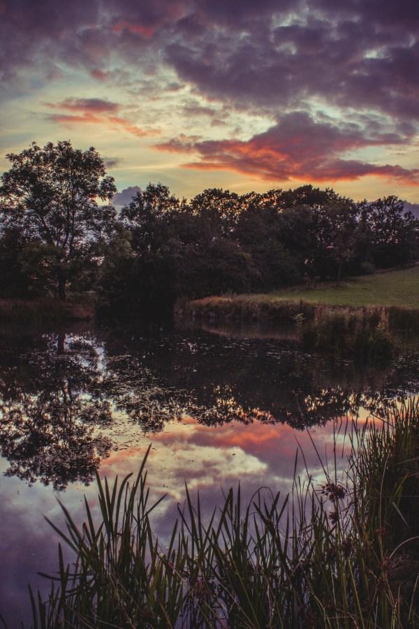 Art Sky Landscape Clouds Nature Travel Sunset