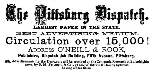 The Pittsburgh History Journal