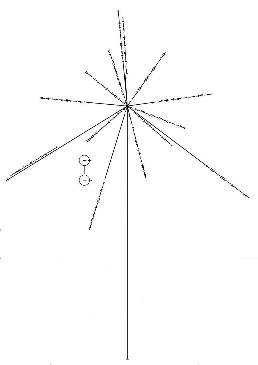It's Full of Stars — Carl Sagan's Pulsar Map Relative